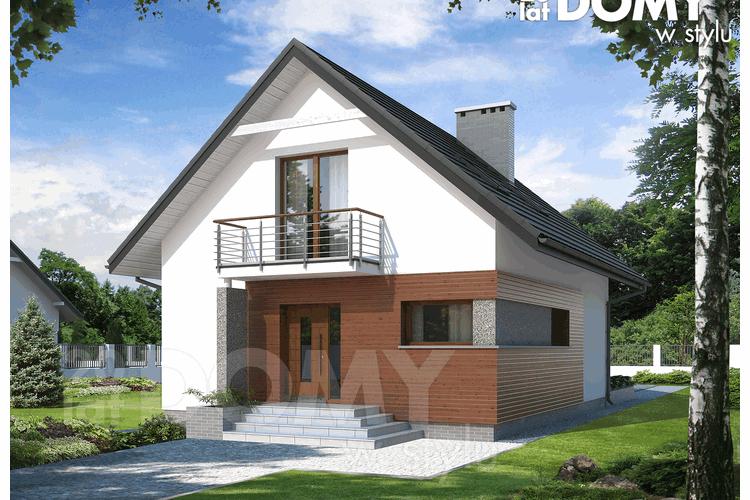 projekt domów