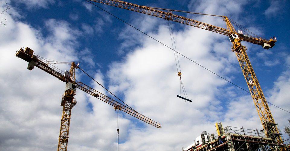 inwestycja deweloperska - budowa bloku
